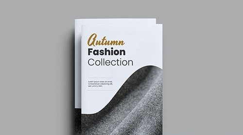 Autumn Fashion Collection Brochure