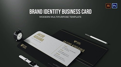 Brand Identity - Business Card