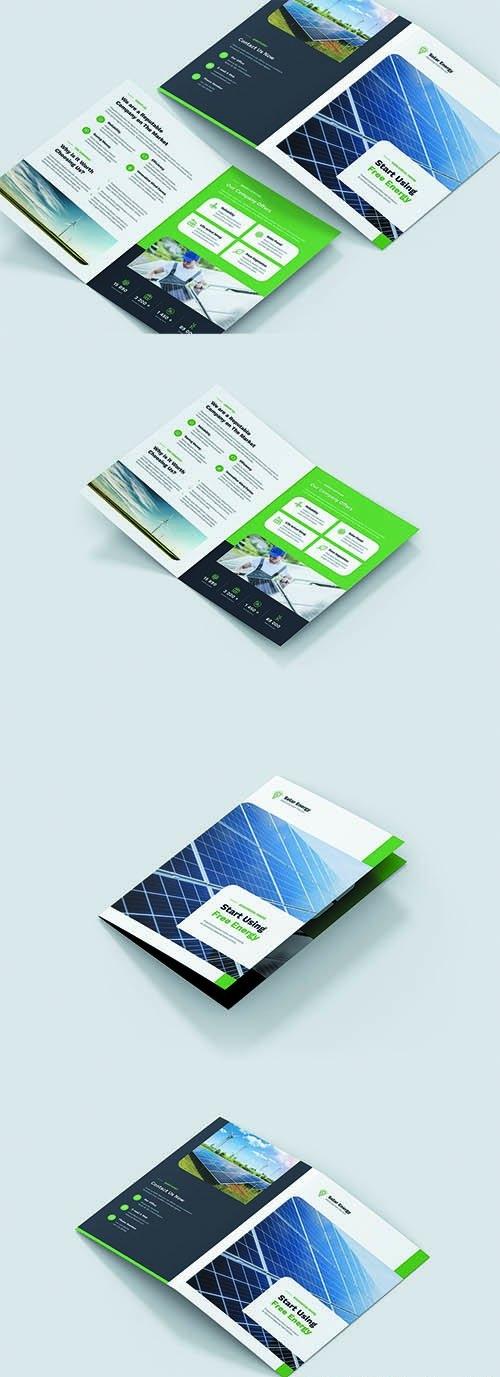Brochure - Solar Energy Bi-Fold