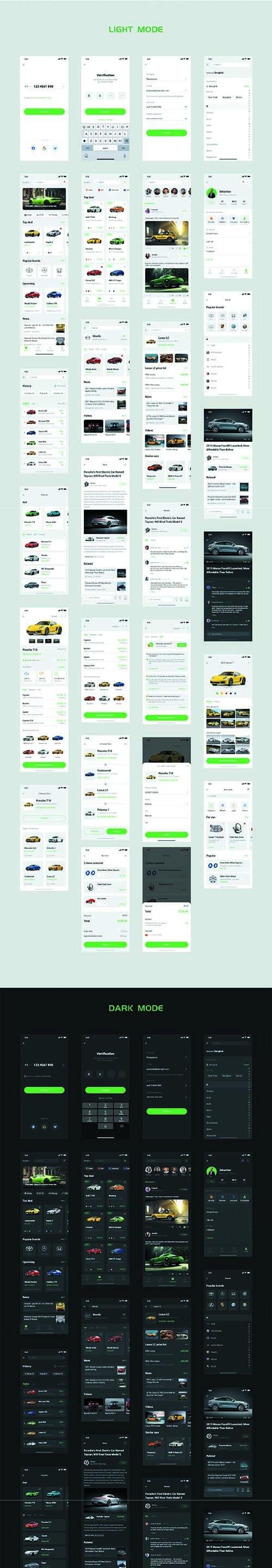 Car Sale Info App