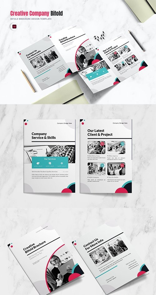 Creative Company Bifold