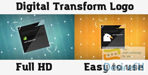 Digital Transform Logo 15604622
