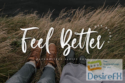 Feel Better-Elegant Handwritten Font