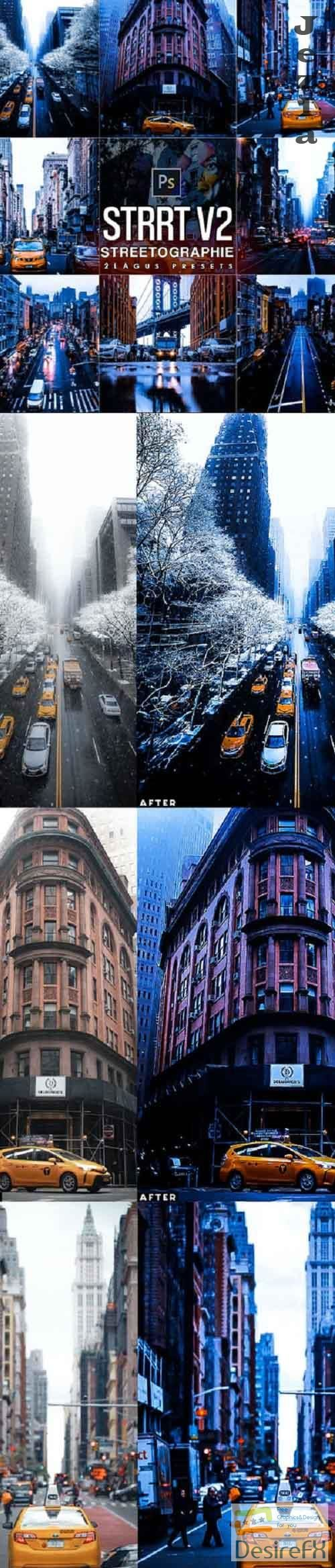 GraphicRiver - Streetographie V2 - Cinematic Photoshop Actions 29137648
