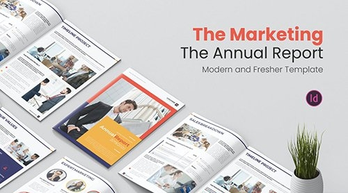 Marketing Solution Annual Report