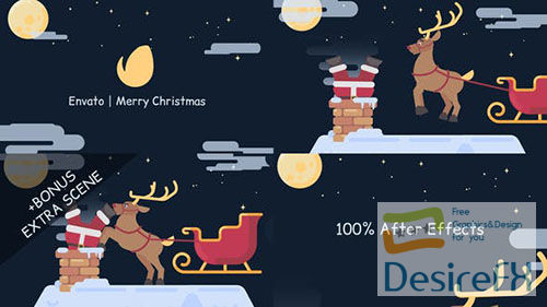 Merry Christmas Logo 25159945