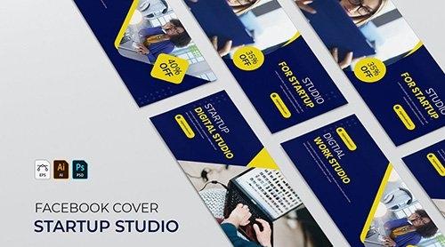 Startup Studio | Facebook Cover