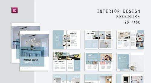 Words Interior Brochure