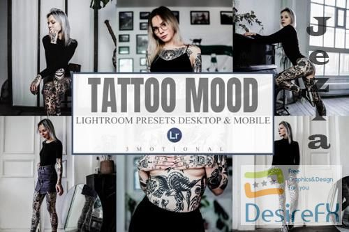 6 Tattoo Mood Lightroom
