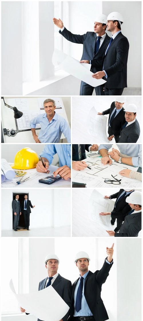 Architecture and construction stock photo