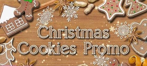 Christmas Cookies Promo - Premiere Pro 29575891
