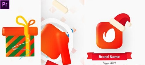 Christmas Gift Logo 29473930