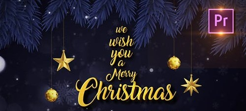 Christmas New Year Opener I Premiere PRO 29622055