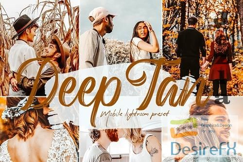 Deep Tan Lightroom Presets - 5645655