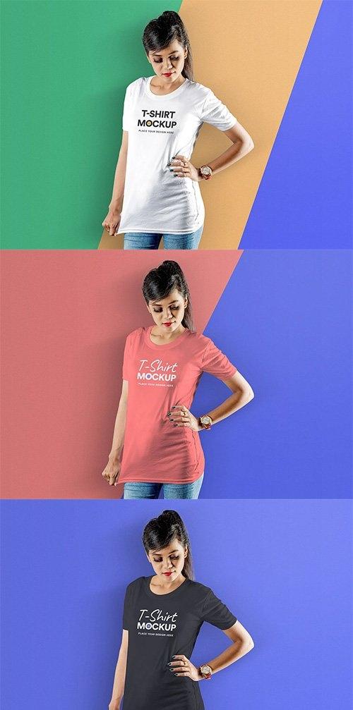 T-Shirt Mockup 07