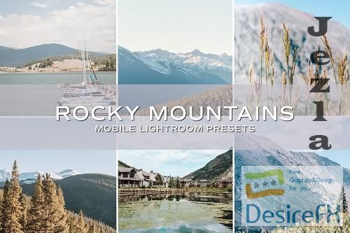 5 Rocky Mountains Lightroom Presets 5699026