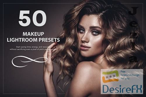 50 Makeup Lightroom Presets