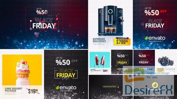 Videohive Black Friday Sale 29313126