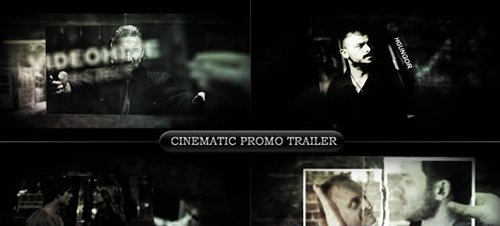 Cinematic Promo Trailer 10054607