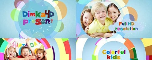 Colorful Flat Kids Openers 7662709