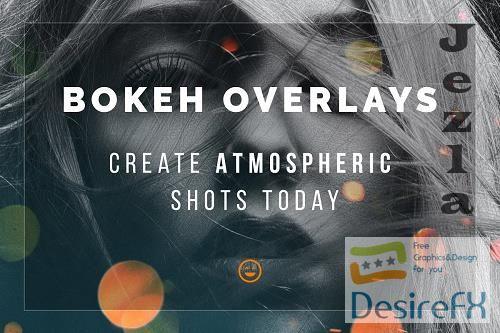 CreativeMarket - Bokeh Overlays 5772708