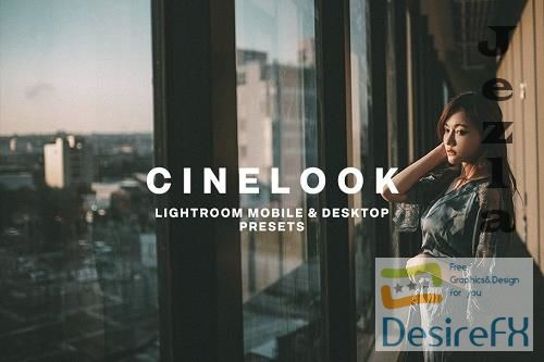 CreativeMarket - Cinelook Lightroom Presets 5756350