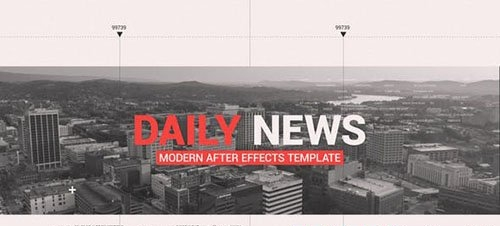 Daily News Intro 29109220