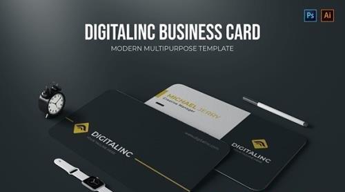 Digitalinc - Business Card