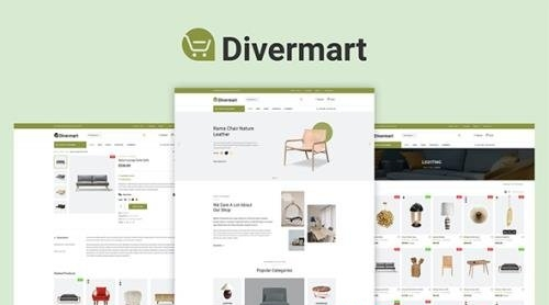 Divermark - Furniture Store and Handmade Shop