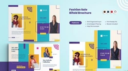 Fashion Sale BiFold Brochure