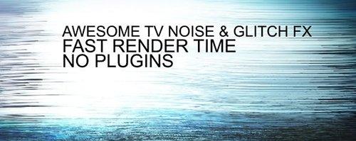 Glitch & noise media FX 2059300