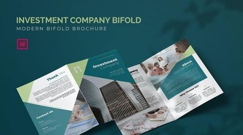 Investment Company - Bifold Brochure