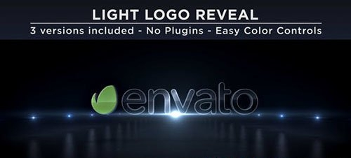 Light Logo Intro 16858409