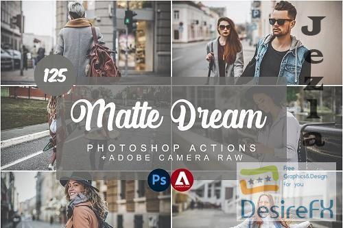 Matte Dream Photoshop Actions - 5732206