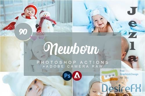Newborn Mobile and Desktop Presets - 5735593