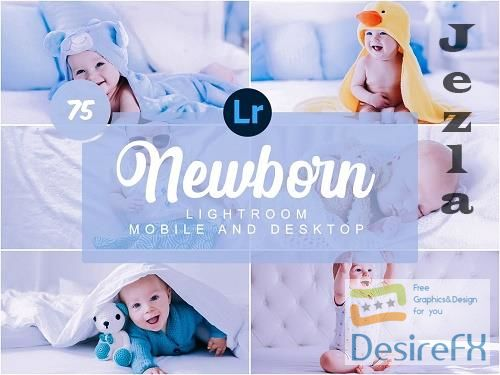 Newborn Mobile and Desktop Presets - 5735597