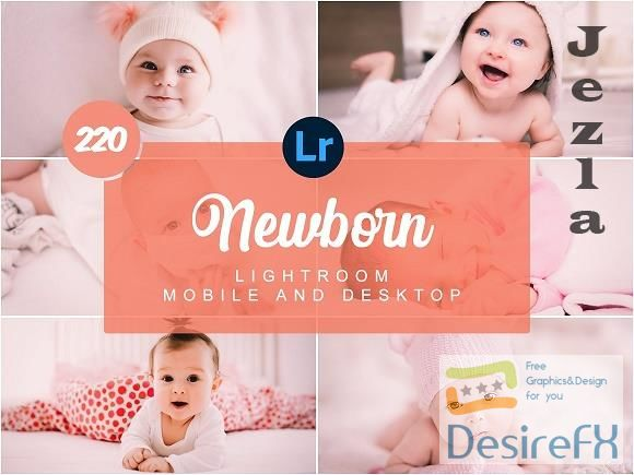 Newborn Mobile and Desktop Presets - 5735603