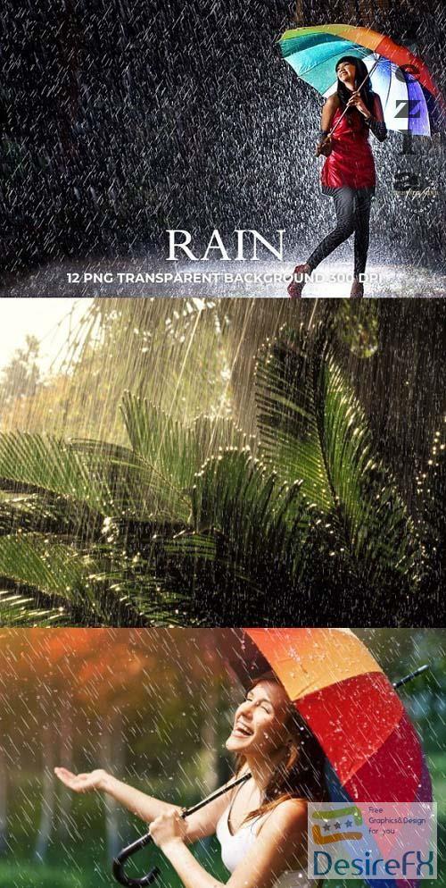 Rain overlay - 1127138