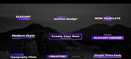 Simple Creative Titles 29655721