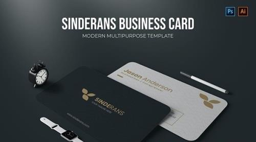 Sinderans - Business Card