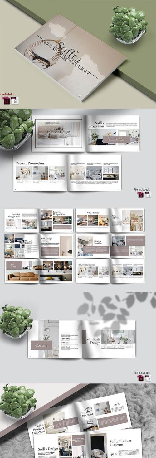 SOFFTA - CATALOG INTERIOR Templates