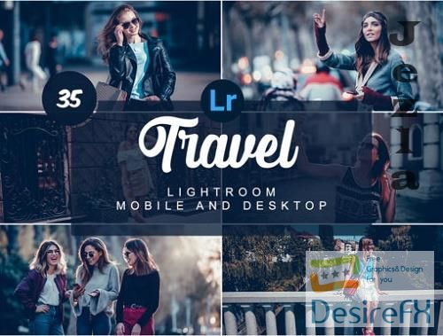 Travel Mobile and Desktop Presets