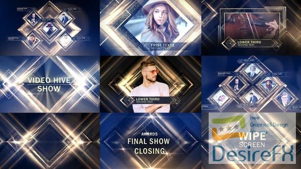 Videohive AWARDS PACK 29729347