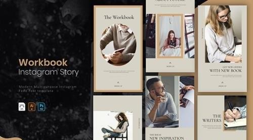 Workbookside   Instagram Story