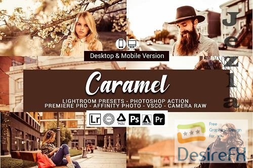 Caramel Lightroom Presets - 5156489