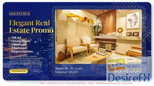 Elegant Real Estate Promo 30553678