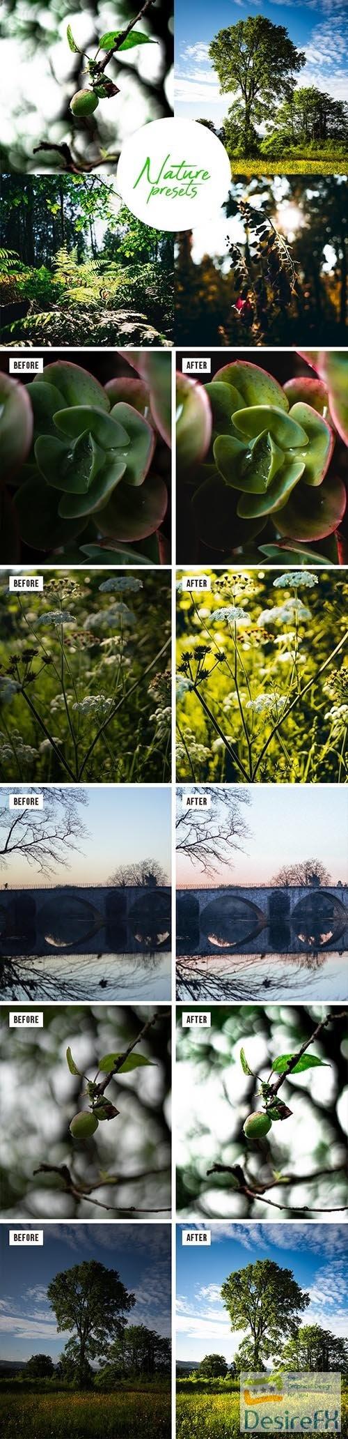 GraphicRiver - Professional Nature Lightroom Preset (Mobile & Desktop) 30177890