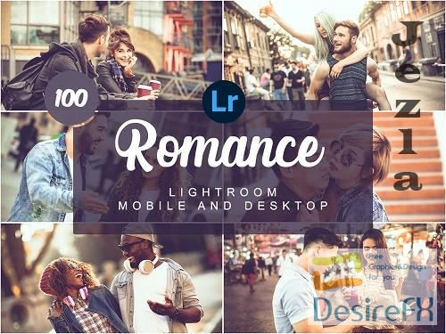Romance Mobile and Desktop Presets - 5736417