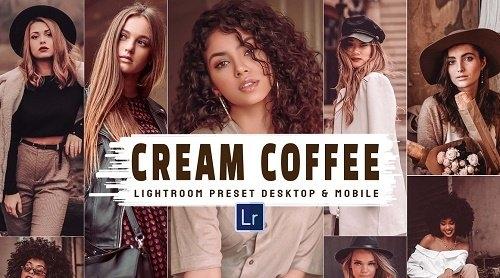7 Cream Coffee Mobile & Lightroom - 5855791