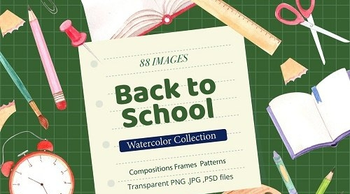 Back to School and Stationery - 5965145